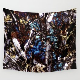 Pyroxene and Feldspar Wall Tapestry