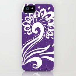 Keep Dreaming- Purple iPhone Case