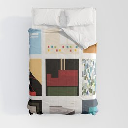 Death Cab For Cutie Comforters