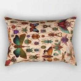 Love Bugs Rectangular Pillow