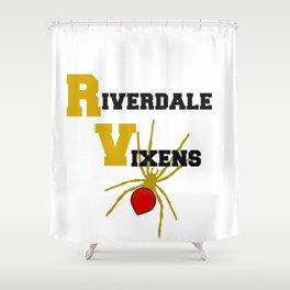 Riverdale Vixens Shower Curtain