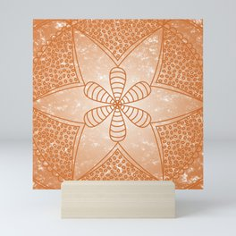 The Sacral Chakra Mini Art Print