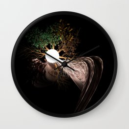 Treevisiting the Double Helix Wall Clock
