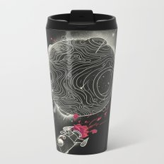Galactic Mission Metal Travel Mug