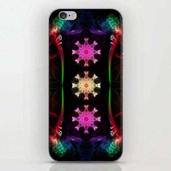 Smoke Art 126 iPhone & iPod Skin