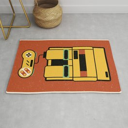 Classic Console Rug