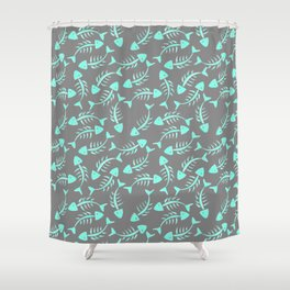 Something's Fishy Shower Curtain