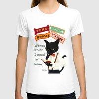 study T-shirts featuring Study by BATKEI