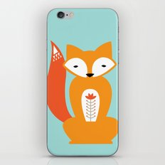 Ferdinand the Fox iPhone & iPod Skin