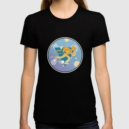 Mailbox Delivers Letters Collects Mail Courier Postman Mailperson Mailman Gift T-shirt