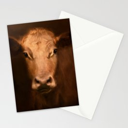 Cow 187 Stationery Cards