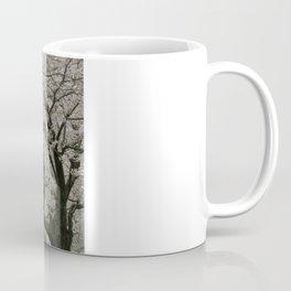"""""""Crab Apple and Sakura"""" Coffee Mug"""