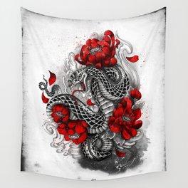 hebi Wall Tapestry