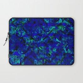 Vitrage (Blue) Laptop Sleeve