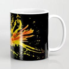 Liquid Daisy Mug