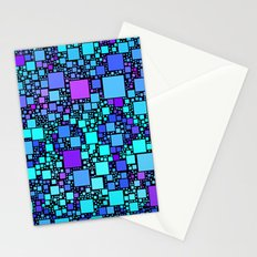 Post It Blue Stationery Cards