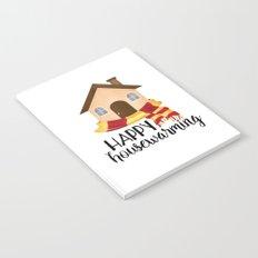 Happy Housewarming Notebook