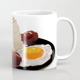 longsilog (pork longganisa, egg, fried rice) -filipino food Coffee Mug