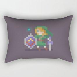 Pixel Link Rectangular Pillow