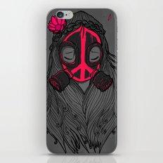 War and Peace (GREY) iPhone & iPod Skin
