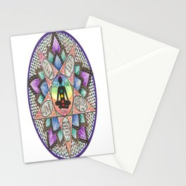 5 Principles Stationery Cards