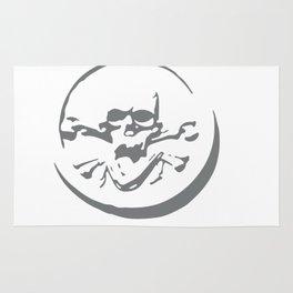 Entombed Skull Death Nihilist Edge Of Sanity Rug