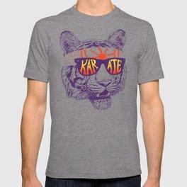 Karate Tiger T-shirt