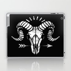 Goat Skull Laptop & iPad Skin