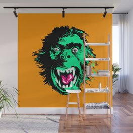 APEZILLA2B (2013) Recolored Wall Mural