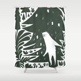 Littlefoot Shower Curtain