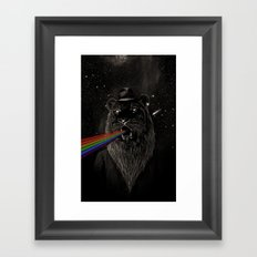 Call of the Wild Night II Framed Art Print