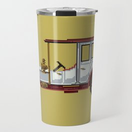 Antique car 3 Travel Mug