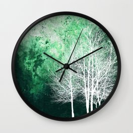 A storm is coming (and it's not winter) Wall Clock