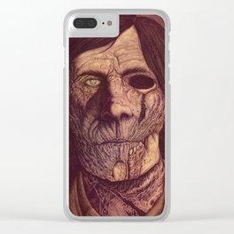 Reginald Clear iPhone Case