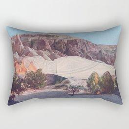 Sleeping Rocks Rectangular Pillow
