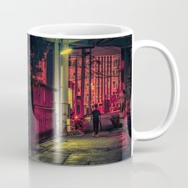 Night Stroll IV/ Anthony Presley Photo Print Coffee Mug