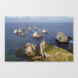 //05-12 NUGGET POINT Canvas Print