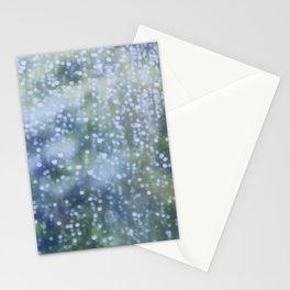 Soft Summer Rain Stationery Cards