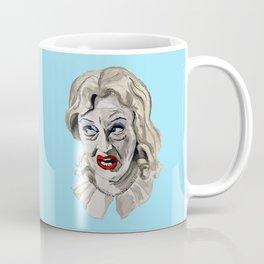 Whatever Happened To Baby Jane? Blue. Coffee Mug