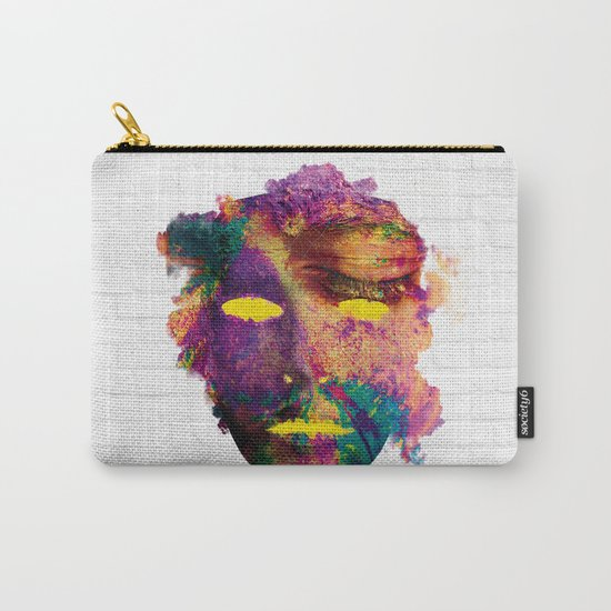 Holi Mask Carry-All Pouch