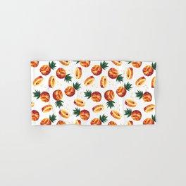 Edgy Pineapple Hand & Bath Towel