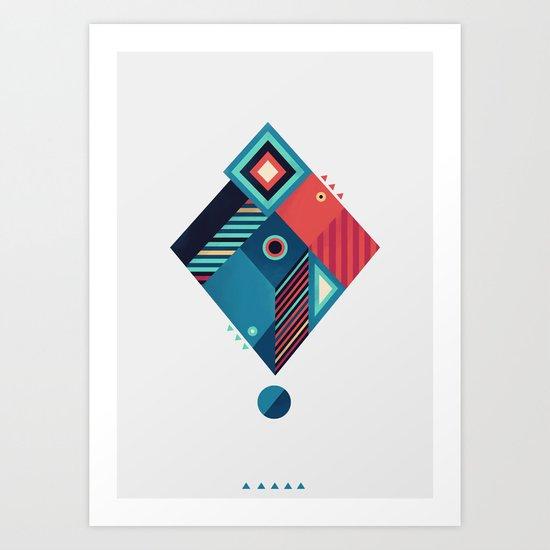 Arrow 05 Art Print