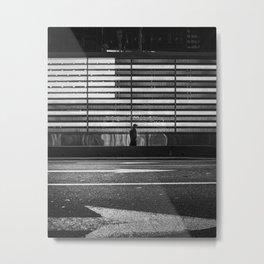 New York City - Times Square Metal Print
