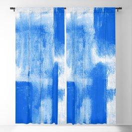 Blue #1 Blackout Curtain
