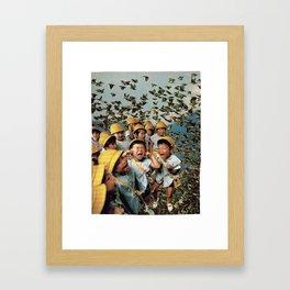 Sing A New Song Framed Art Print