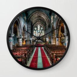St Mary Church Wall Clock
