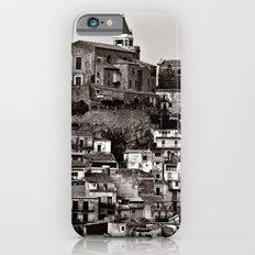 Sicilian Mountain Village iPhone 6s Slim Case