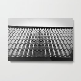 Eurpoean Architecture Metal Print