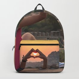 Incredible India: Hampi Backpack