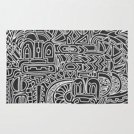 Random Totem Rug